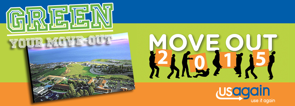 Marymount California University Collaborates with USAgain to Green 2015 Move-Out